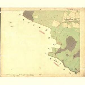 Sarrau - c3772-1-004 - Kaiserpflichtexemplar der Landkarten des stabilen Katasters
