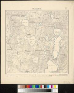 Meßtischblatt 1230 : Blankenförde, 1884