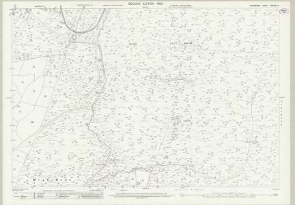 Devon LXXXVIII.10 (includes: Bridestowe; Land Common To Bridestowe and Sourton; Lydford) - 25 Inch Map