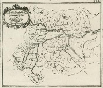 Städte Gnaden Örter und ausser denen Städten gelegene Clöster Der Passauischen Dioeces Ober-Oesterreich