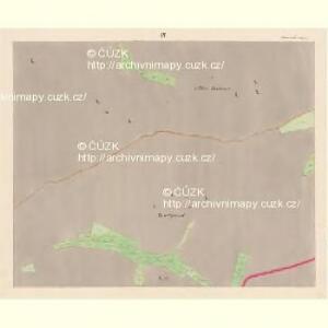 Sauersack - c6529-2-004 - Kaiserpflichtexemplar der Landkarten des stabilen Katasters