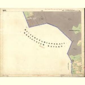 Lichtbuchet Ober - c2161-1-027 - Kaiserpflichtexemplar der Landkarten des stabilen Katasters