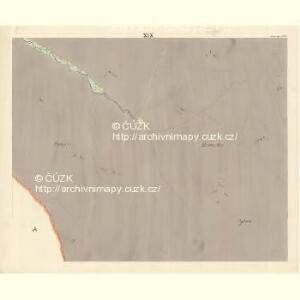 Strany - m2897-1-016 - Kaiserpflichtexemplar der Landkarten des stabilen Katasters