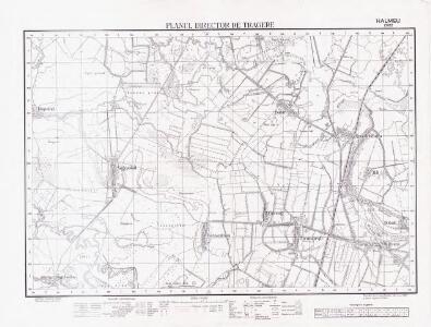Lambert-Cholesky sheet 2683 (Halmeu)