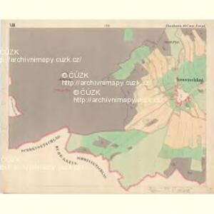 Tonnetschlag - c6496-1-003 - Kaiserpflichtexemplar der Landkarten des stabilen Katasters