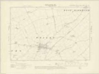 Lincolnshire LXIII.NW - OS Six-Inch Map
