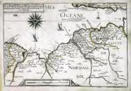Les capitaneries gardes-costes de la Roque de Risle, de Honfleur, Touques, Grasville, Dive, Caen, d'Estreham, et la Grune