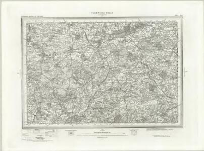 Tunbridge Wells (Outline) - OS One-Inch Revised New Series
