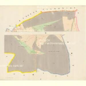 Trzemoschna (Trzemossna) - c8065-1-001 - Kaiserpflichtexemplar der Landkarten des stabilen Katasters
