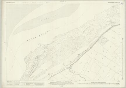 Gloucestershire LV.2 (includes: Aylburton; Ham and Stone; Hill; Oldbury upon Severn; Woolaston) - 25 Inch Map