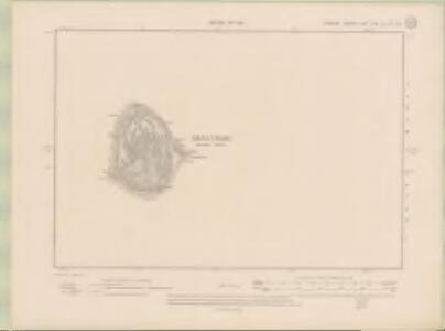 Ayrshire Sheet XLIXa.SW & 55a NW - OS 6 Inch map