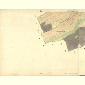 Tweras - c7609-1-011 - Kaiserpflichtexemplar der Landkarten des stabilen Katasters