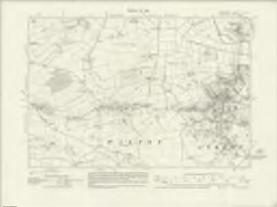 Somerset LII.SW - OS Six-Inch Map