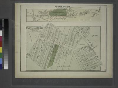 Part of Astoria. Long Island City, Queens Co. L.I.