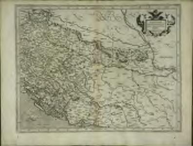 Sclavonia, Croatia, Bosnia cvm Dalmatiae parte