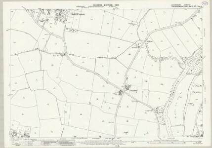 Bedfordshire IX.1 (includes: Eaton Socon; Hail Weston; Little Paxton; St Neots) - 25 Inch Map