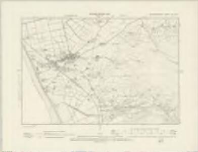 Merionethshire XLVI.SW - OS Six-Inch Map