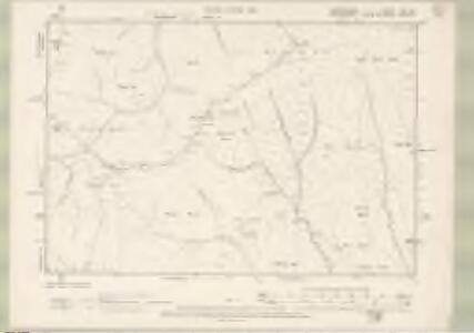 Dumfriesshire Sheet XVII.NE - OS 6 Inch map