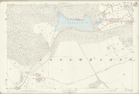 Wiltshire LI.15 (includes: Horningsham; Longbridge Deverill) - 25 Inch Map