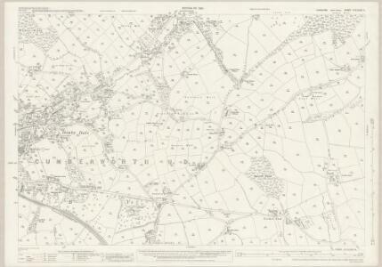 Yorkshire CCLXXIII.3 (includes: Cumberworth; Denby; Skelmanthorpe) - 25 Inch Map