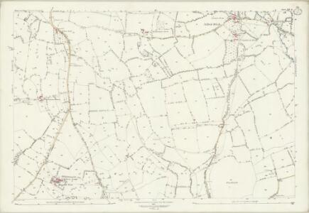 Somerset XII.6 (includes: Chew Magna; Dundry; Norton Malreward) - 25 Inch Map