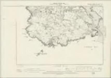 Anglesey XVI.NW & NE - OS Six-Inch Map