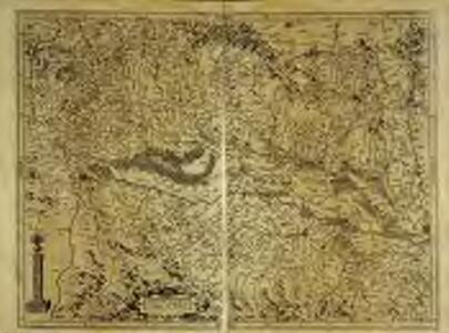 Alsatia superior cu[m] Suntgoia [et] Brisgoia