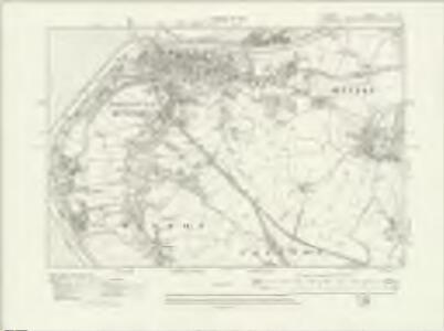 Cheshire XXIV.NE - OS Six-Inch Map