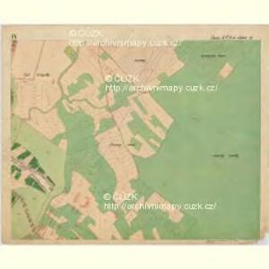 Lunderburg - m0243-1-014 - Kaiserpflichtexemplar der Landkarten des stabilen Katasters