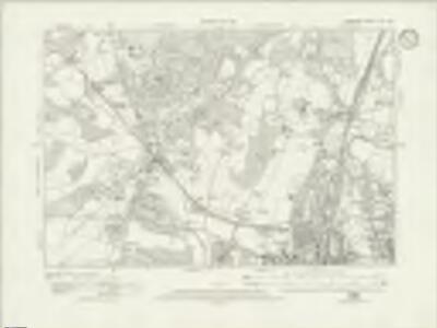 Hampshire & Isle of Wight LVII.NE - OS Six-Inch Map