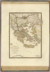 Grece ancienne et de la Mer Egee.