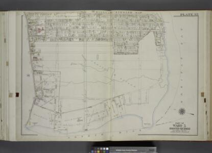 Part of Ward 5. [Map bound by Sleight Ave, Rockaway   St, Surf Ave, Bulkhead Line, Amboy Road]