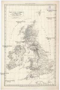 Britannia Antiqua cum Hibernia