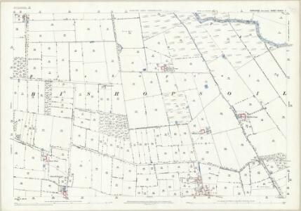 Yorkshire CCXXIII.11 (includes: Gilberdyke; Holme Upon Spalding Moor) - 25 Inch Map