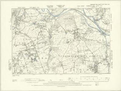 Yorkshire CCI.NE - OS Six-Inch Map