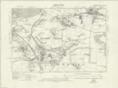 Durham XLII.NE - OS Six-Inch Map
