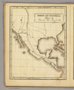 Mexico, Guatimala.
