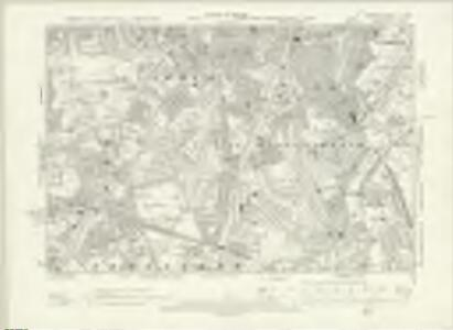 London XI.SW - OS Six-Inch Map