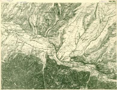III. vojenské mapování 4363/4