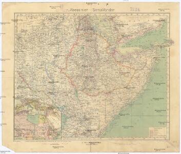 Abessinien - Somaliländer