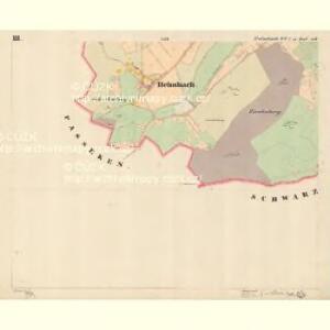 Helmbach - c4624-1-003 - Kaiserpflichtexemplar der Landkarten des stabilen Katasters