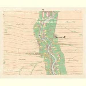 Kunewald - m1433-2-007 - Kaiserpflichtexemplar der Landkarten des stabilen Katasters