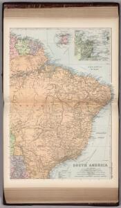South America N.E. 45