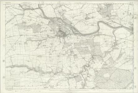 Northumberland XCIV - OS Six-Inch Map