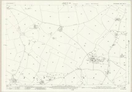 Staffordshire XXVIII.16 (includes: Adbaston; Eccleshall) - 25 Inch Map