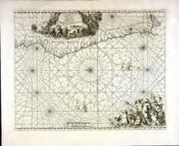 Cimbebas et Caffariæ littora a Catenbela ad promontorium Bonæ Spei