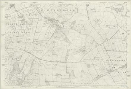 Yorkshire 125 - OS Six-Inch Map