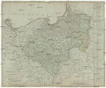 Charte vom Königreiche Preussen dem Herzogthume Warschau und dem neuen Danziger Gebiethe