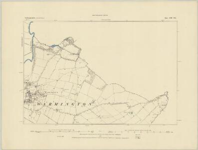 Northamptonshire XIII.SW - OS Six-Inch Map