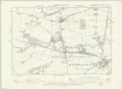 Northumberland LXXII.NE - OS Six-Inch Map